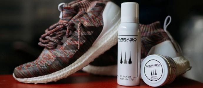 Como limpar as meias-solas das suas sapatilhas em 3 minutos